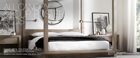Shop All Canopy Beds