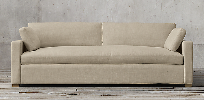 Belgian Track Arm Upholstered Collection Rh