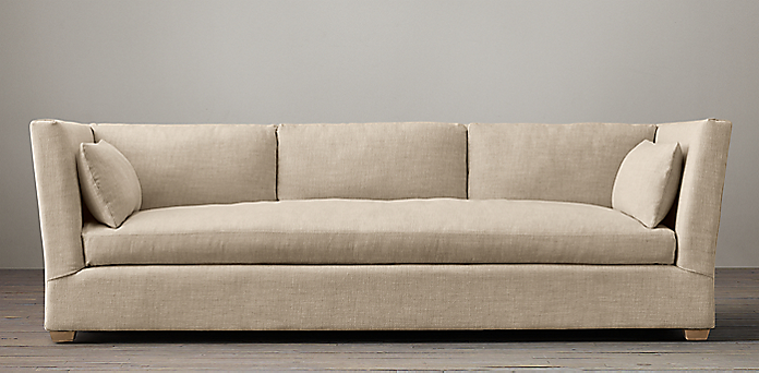 Shelter Sofa Shelter Sofa By Milo Baughman From Thayer