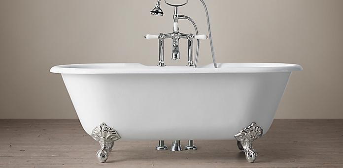 Bathtub Collections | RH