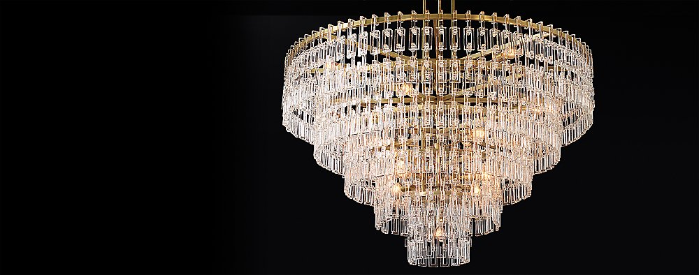 Chandelier Collections Rh Modern
