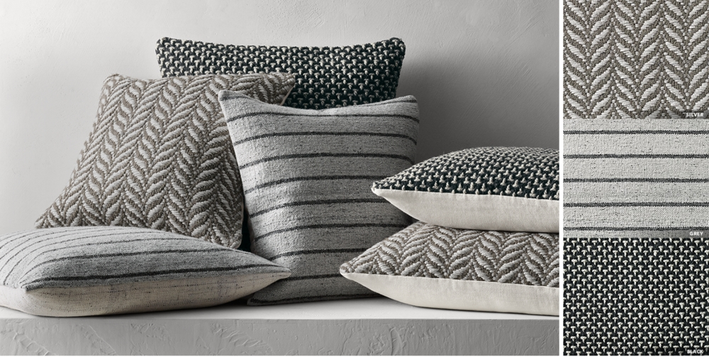 Rh Modern Pillows : Restoration Hardware Decorative Pillows Decoratingspecial.com