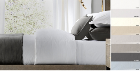 italian percale bedding collection free shipping