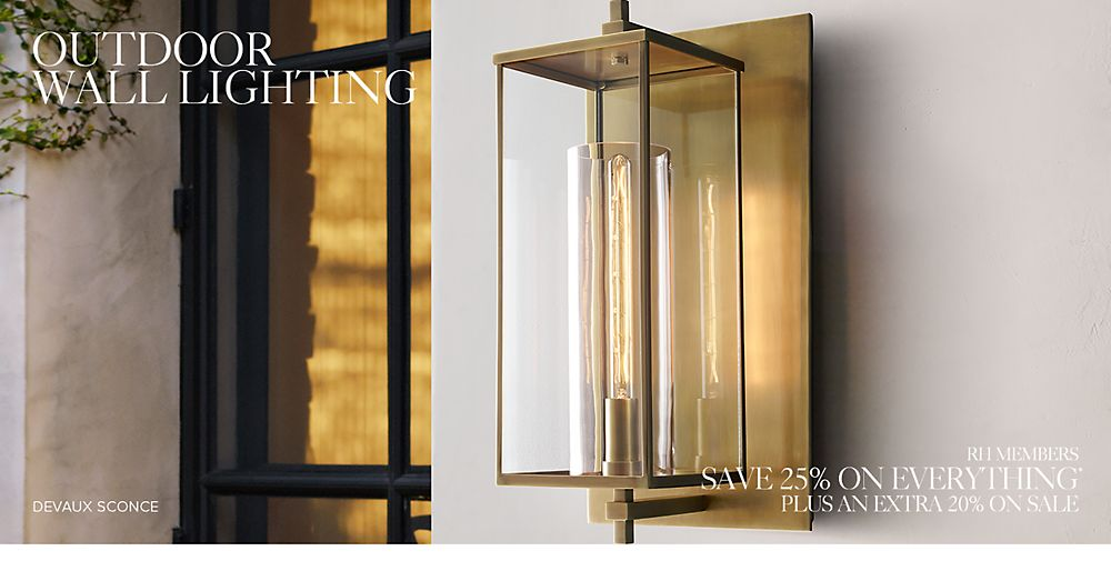 Outdoor Lighting Collections