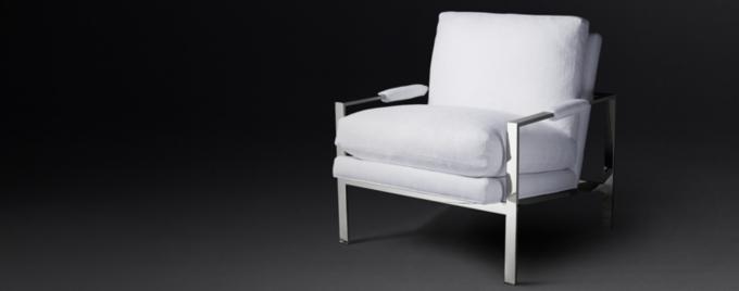 Delicieux Milo Baughman Model #951 103 Chair, 1966 Collection