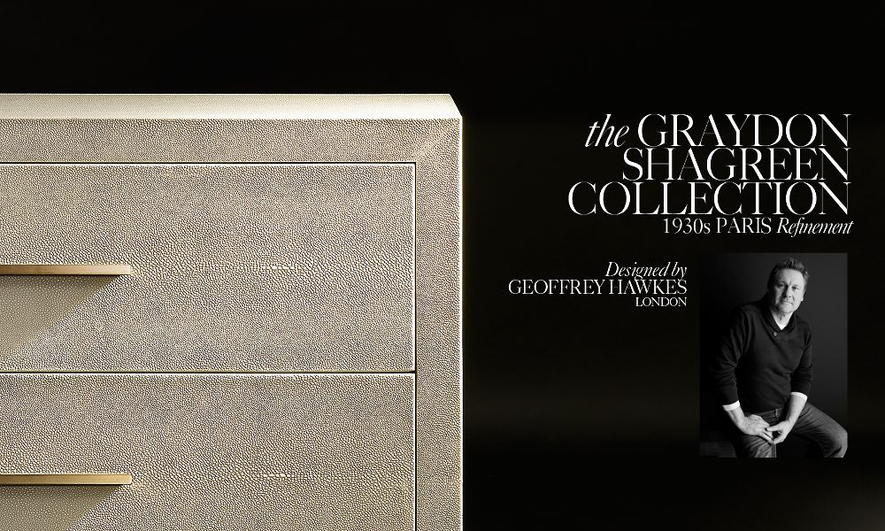 Graydon Shagreen Collection Rh