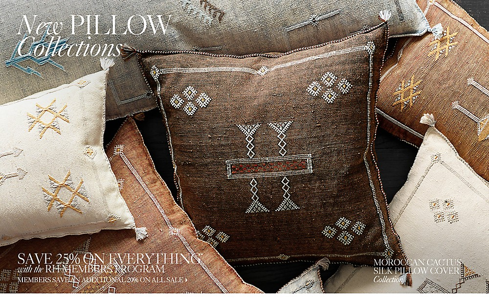 pillow collections