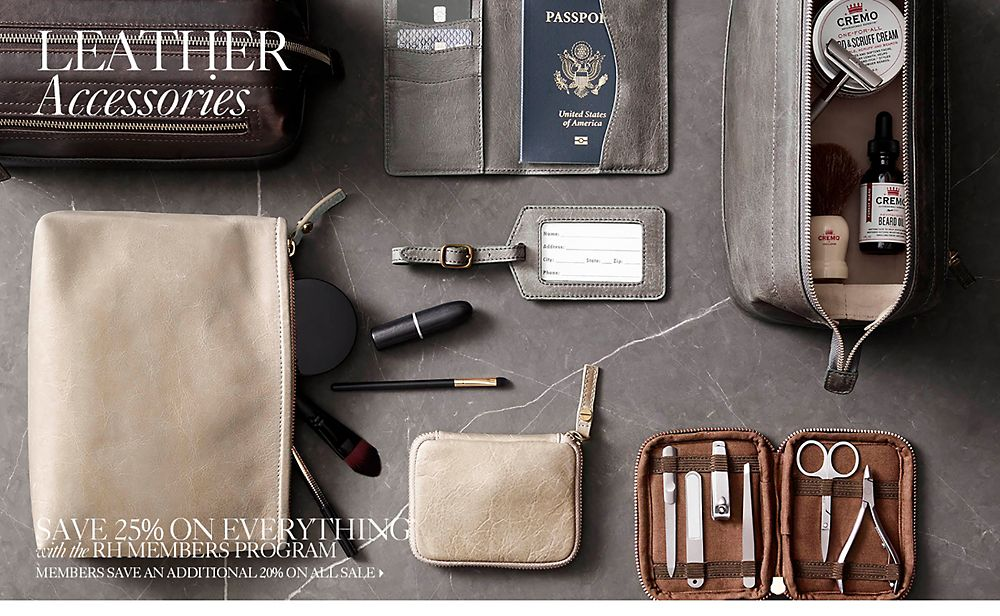 Shop Holiday Leather
