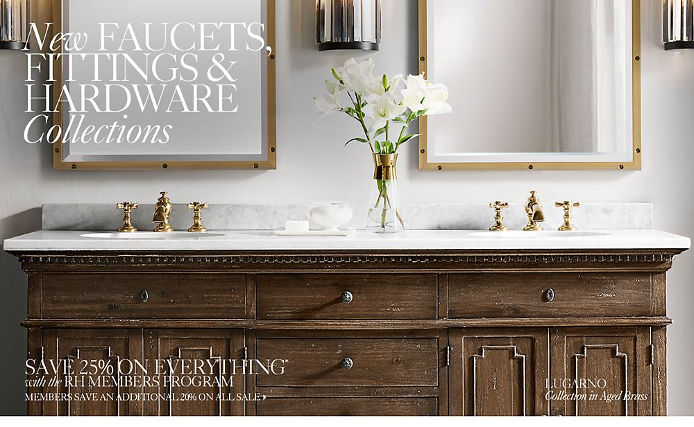 Bath Faucet Collections