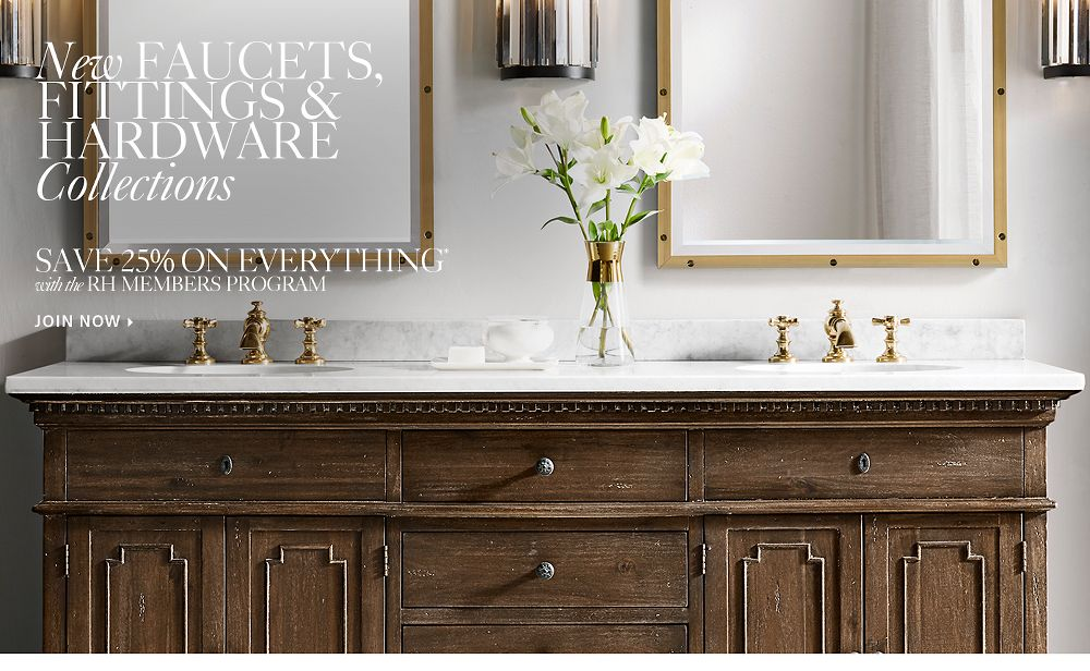 Bath Faucet Collections