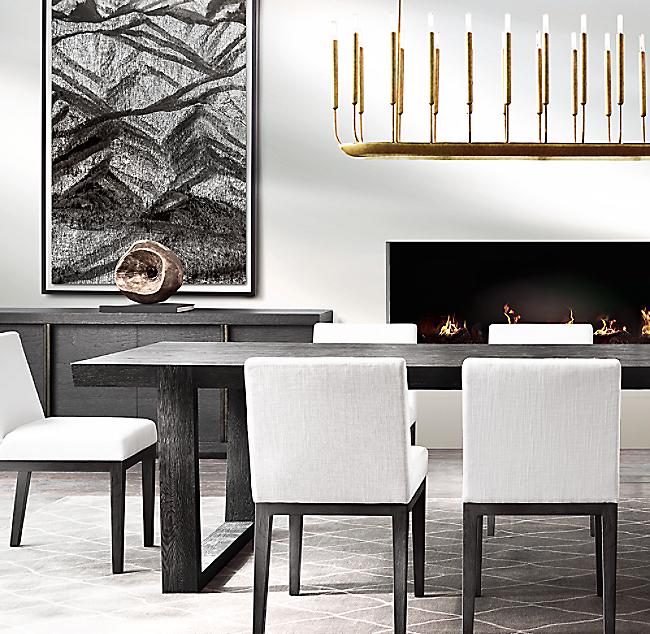 Antoccino Rectangular Dining Table