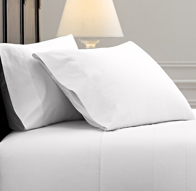 Contemporary prod Idea - Lovely percale bed sheets Modern