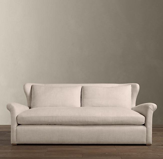 Jsp Furniture: Wingback Sleeper Sofa
