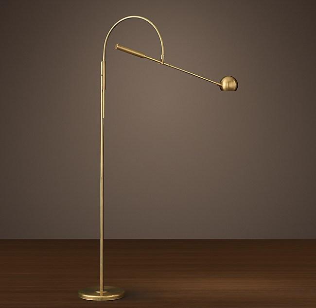Orbiter Ii Task Floor Lamp