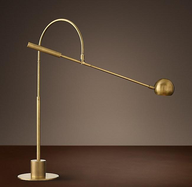 Orbiter ii task table lamp