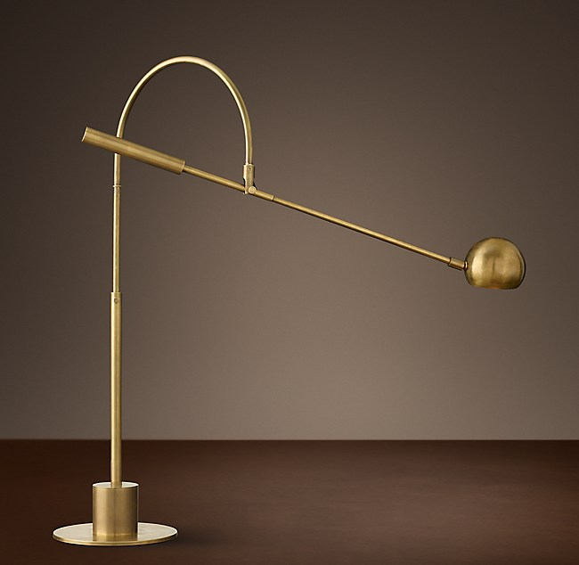 Orbiter ii task table lamp