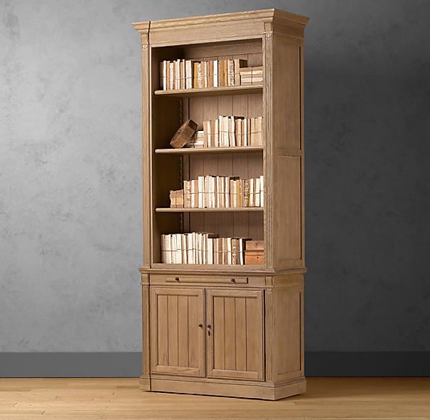 Library Single Bookcase