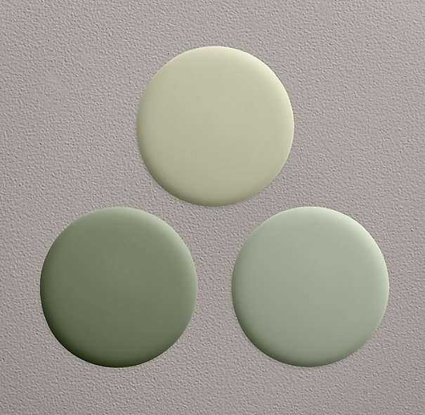 Restoration Hardware Paint Kitchen: Bay Laurel Paint Collection
