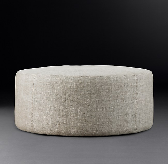 Phenomenal 36 Cooper Round Ottoman Alphanode Cool Chair Designs And Ideas Alphanodeonline