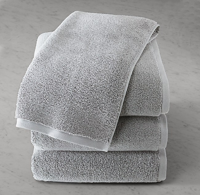 Restoration Hardware Bath towel /& Hand Towel