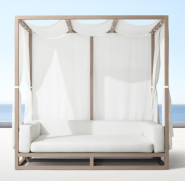 Aviara Canopy Daybed COLOR PREVIEW UNAVAILABLE