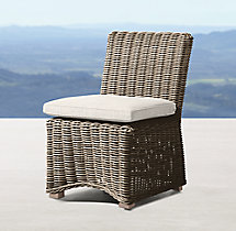 Provence Bucket Side Chair