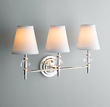 Wilshire Triple Sconce