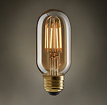 T14 Tube Amber Filament LED Bulb