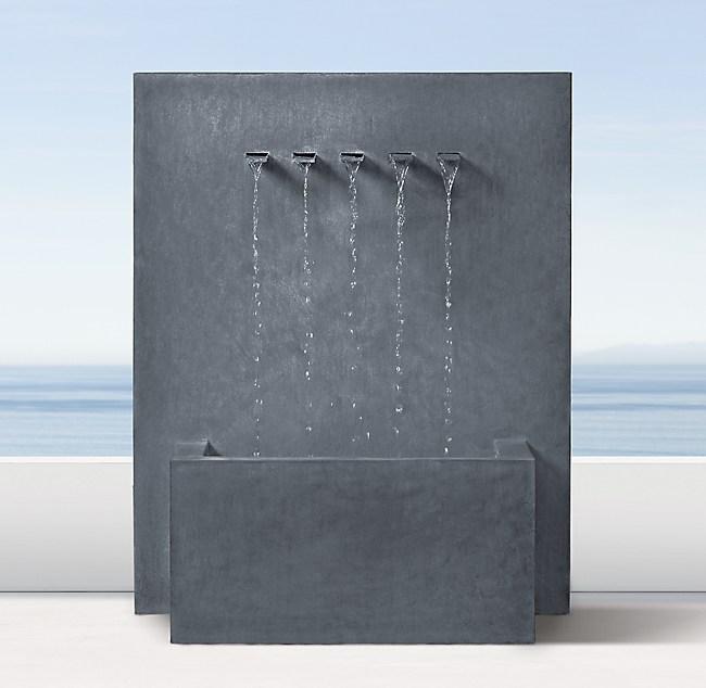 Fountains | RH