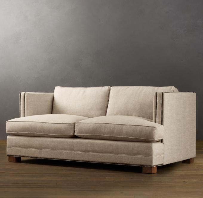 7 Easton Upholstered Sofa