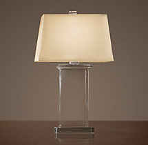 Crystal Pier Table Lamp