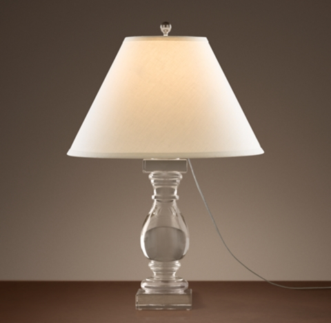 Banister Table Lamp