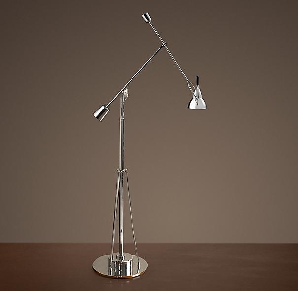 counterpoise task floor lamp. Black Bedroom Furniture Sets. Home Design Ideas