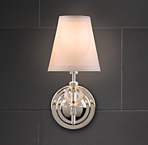 Wilshire Single Sconce