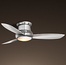 Concept Outdoor Flushmount Ceiling Fan