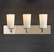 Spritz Triple Sconce