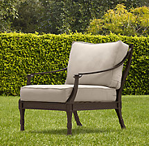 Antibes Luxe Lounge Chair