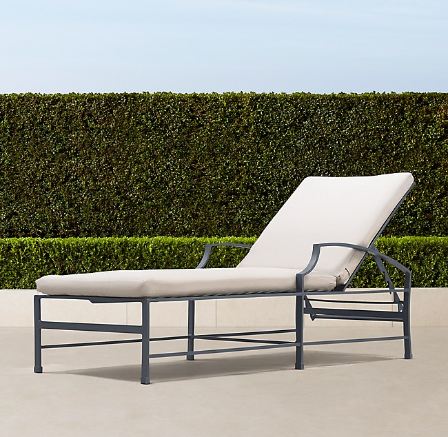 wheat cushions lowes outdoors pillows pl piece furniture allen shop chaise roth patio chair cushion lounge neverwet com at