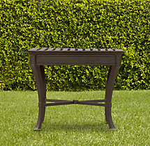 """24"""" Antibes Square Side Table"""