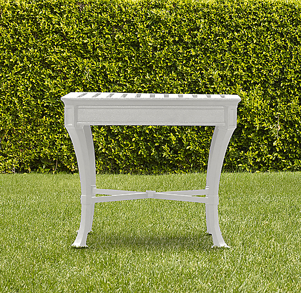 "24"" Antibes Square Side Table"