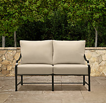 """51"""" Carmel Luxe Sofa Cushions"""