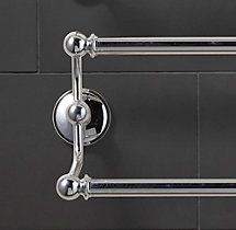 Chatham Double Towel Bar