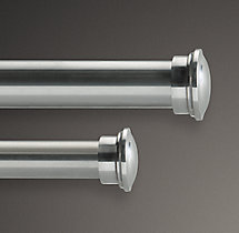 Estate Extension Rod - Silver