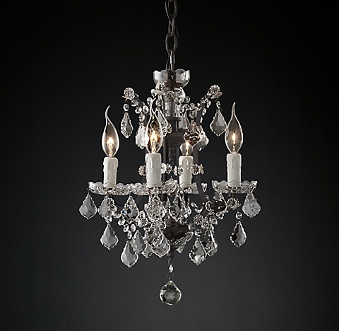 19th c rococo iron crystal chandelier collection rh 19th c rococo iron clear crystal round chandelier 14 audiocablefo