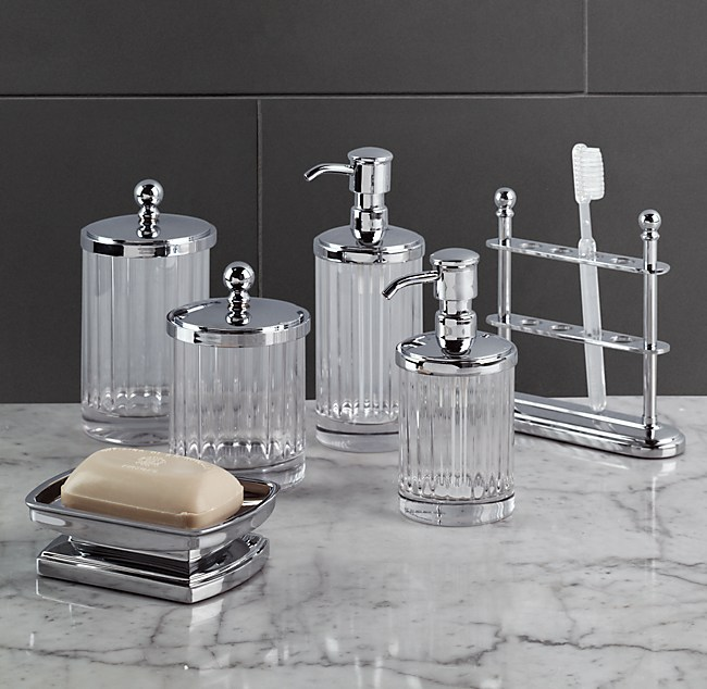 Bathroom Accessories Restoration Hardware chatham bath accessories