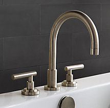 Spritz Lever-Handle Deck-Mount Tub Fill