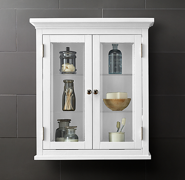Restoration Hardware Kitchen Cabinets: Cartwright Wall-Mount Cabinet