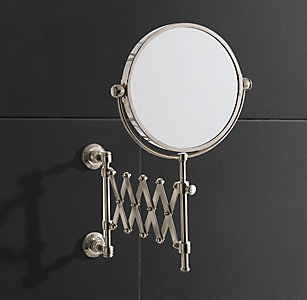 5 Finishes Lugarno Extension Mirror