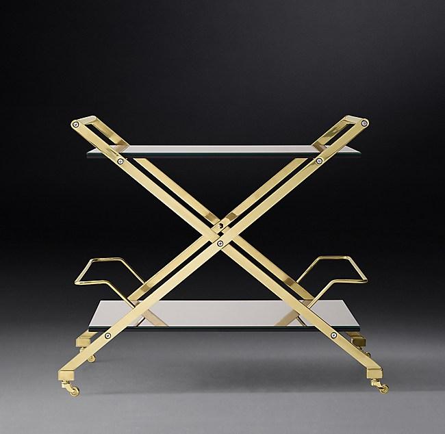Rickey Bar Cart
