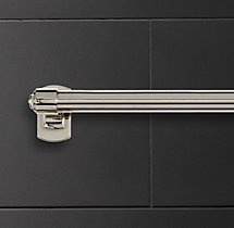 Campaign Towel Bar